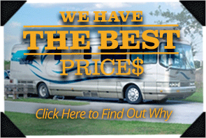We sell RV's in surrounding areas of Washago, Ontario